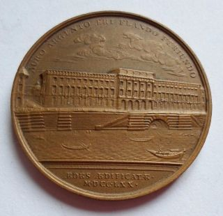 Visit To Hotel Des Monnaies / Paris Souvenir Token / Medal photo