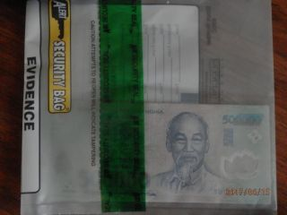 4 Million Vietnam Dong,  Usa Seller 8 X 500,  000 Circ.  Vietnamese Vnd photo