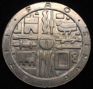 1969 1000 Pesos Uruguay Silver photo