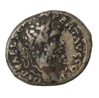 Septimius Severus 193 - 211 Ad Silver Denarius Emesa Ric29 Ancient Roman Coin photo