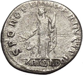 Trajan Creates Arabia Province 112ad Camel Ancient Silver Roman Rome Coin I53225 photo