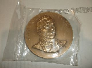 John Wayne (bronze Color) Medallion 3