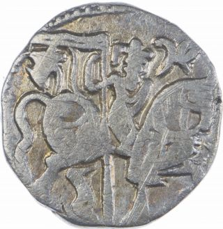 India Kabul Shahis Samanta Deva 850 - 1000 Ad Ar Jital Kabul Tye 14 photo