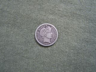 Barber Dime Lords Prayer Token photo