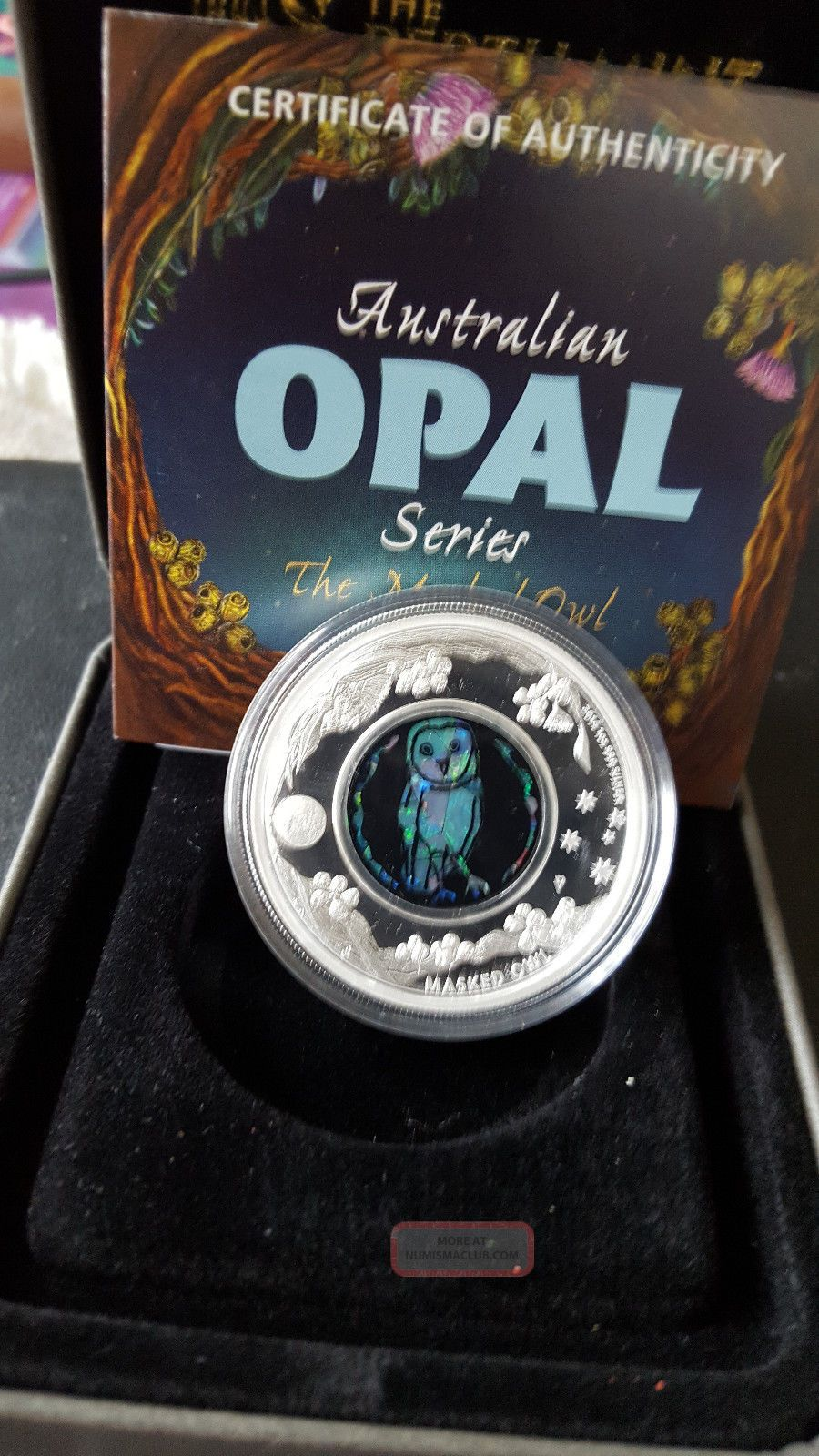 Australia 2014 Opal Series