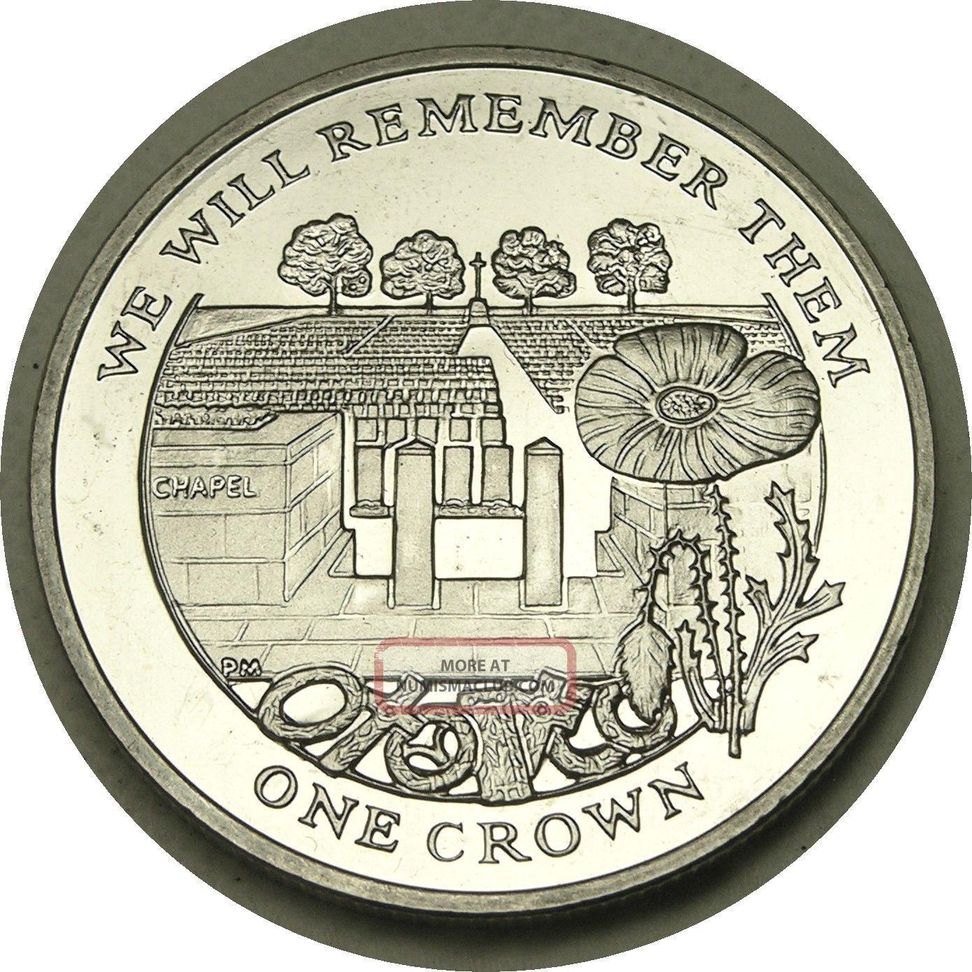 Elf Ascension 1 Crown 2014 World War I Centennial Cemetery Africa photo