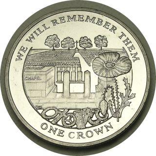 Elf Ascension 1 Crown 2014 World War I Centennial Cemetery photo