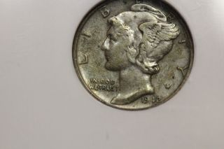 1942/41 Dime Vf35 Ngc,  Mercury 10c (1688) photo