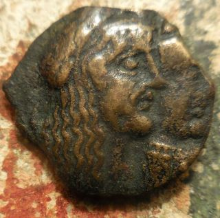 Wow Rabbel & Gamilat,  Ef Portrait Nabataea 70 - 106 Ad.  Aramaic Letters photo