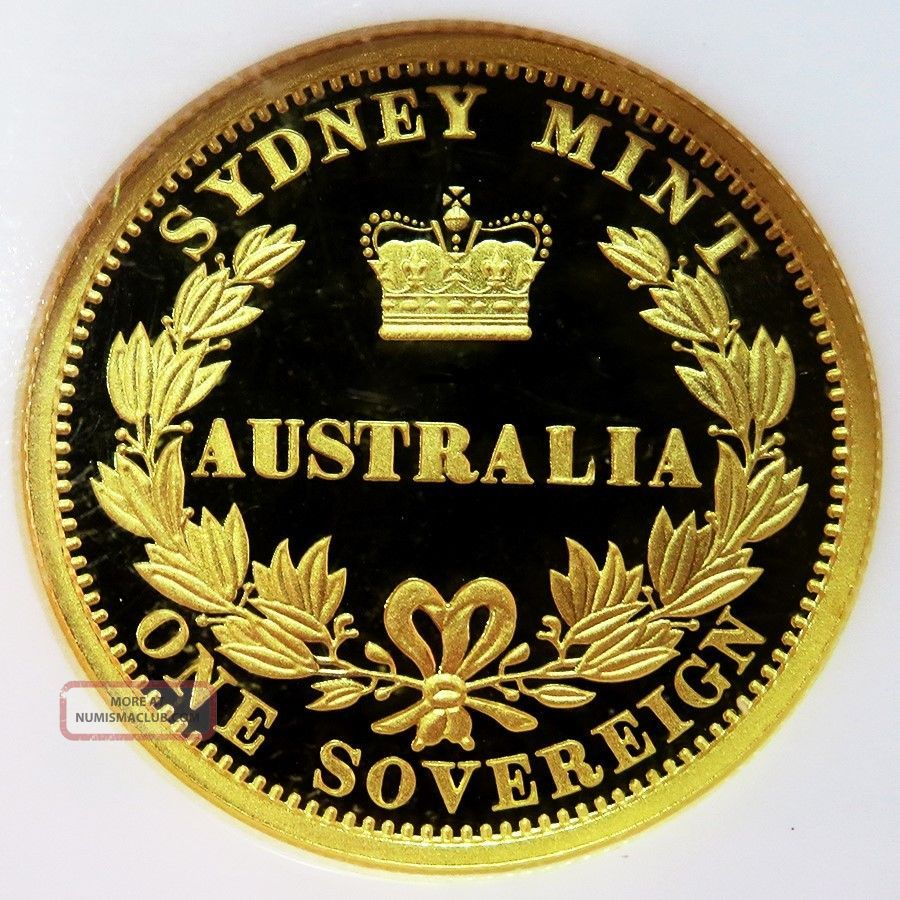 2005 Gold Australia $25 Dollar 150th Ann Sovereign Coin Ngc Proof 70 Ultra Cameo Coins: World photo