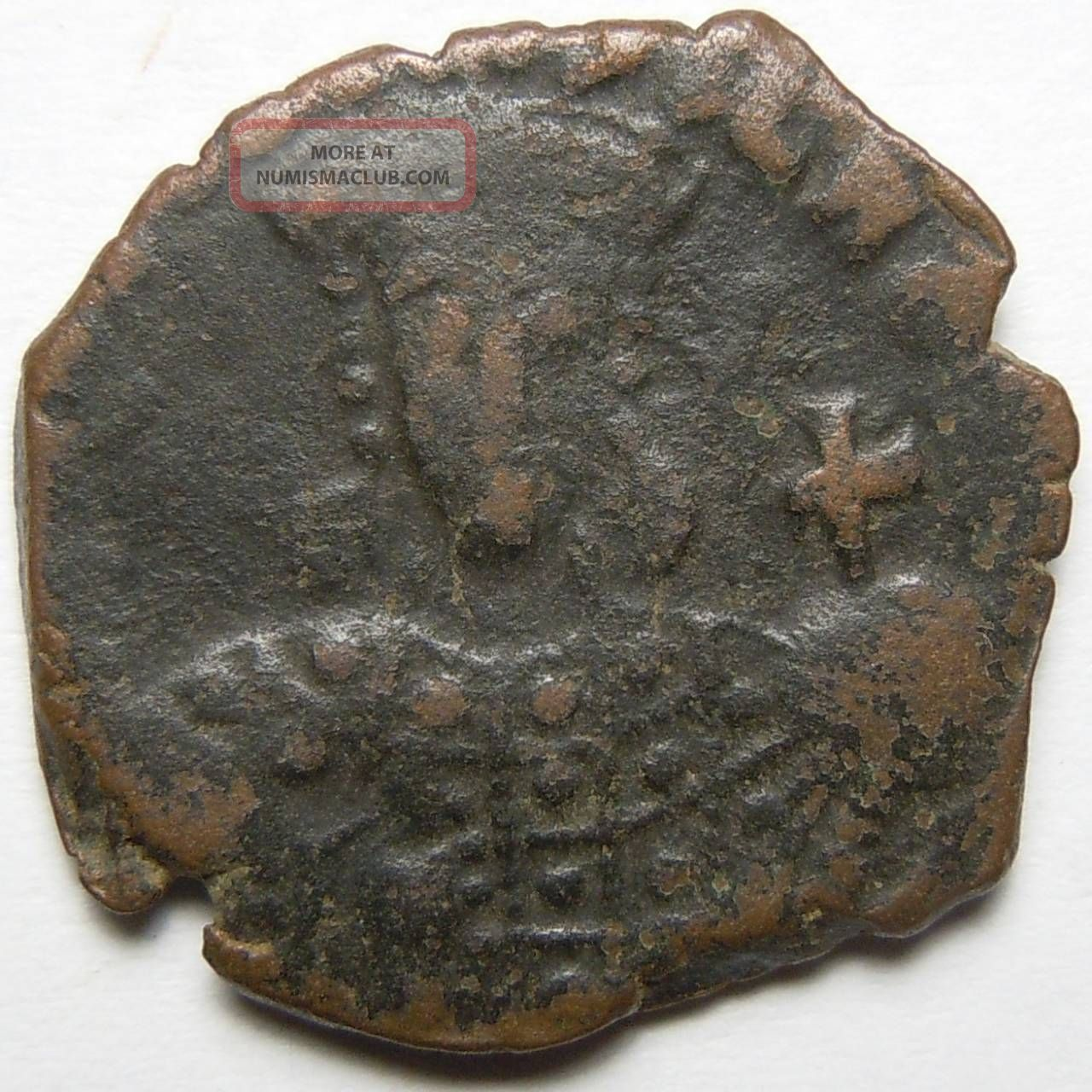 Constantine Vii,  Porphyrogenitus Byzantine Emperor Coins: Ancient photo