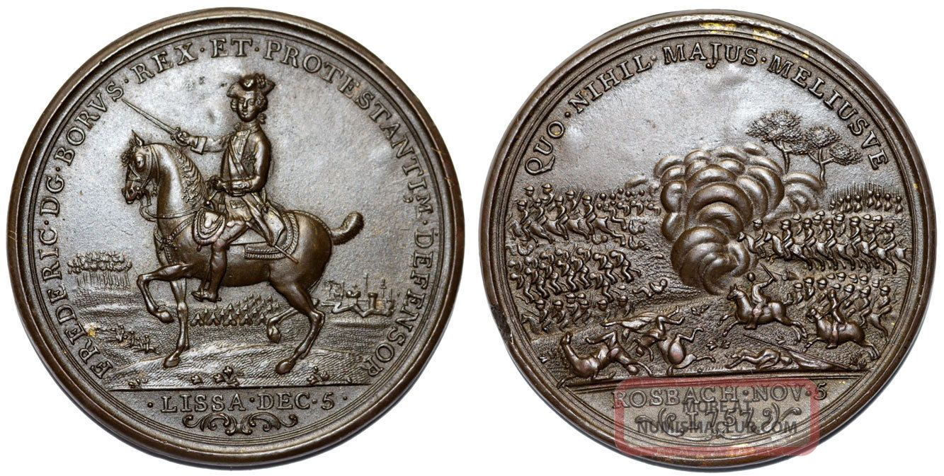Germany.  Prussia.  Ae48 Medal