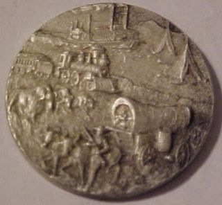Nebraska Souvenir Medal