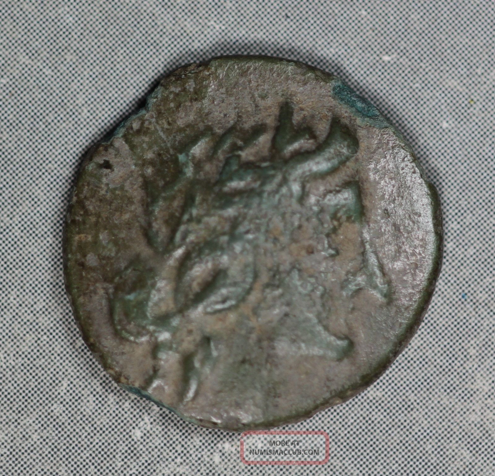 Odessos In Trace Greek 2nd Century Bc - Head Of Zeus? River God Reclining Left Coins: Ancient photo