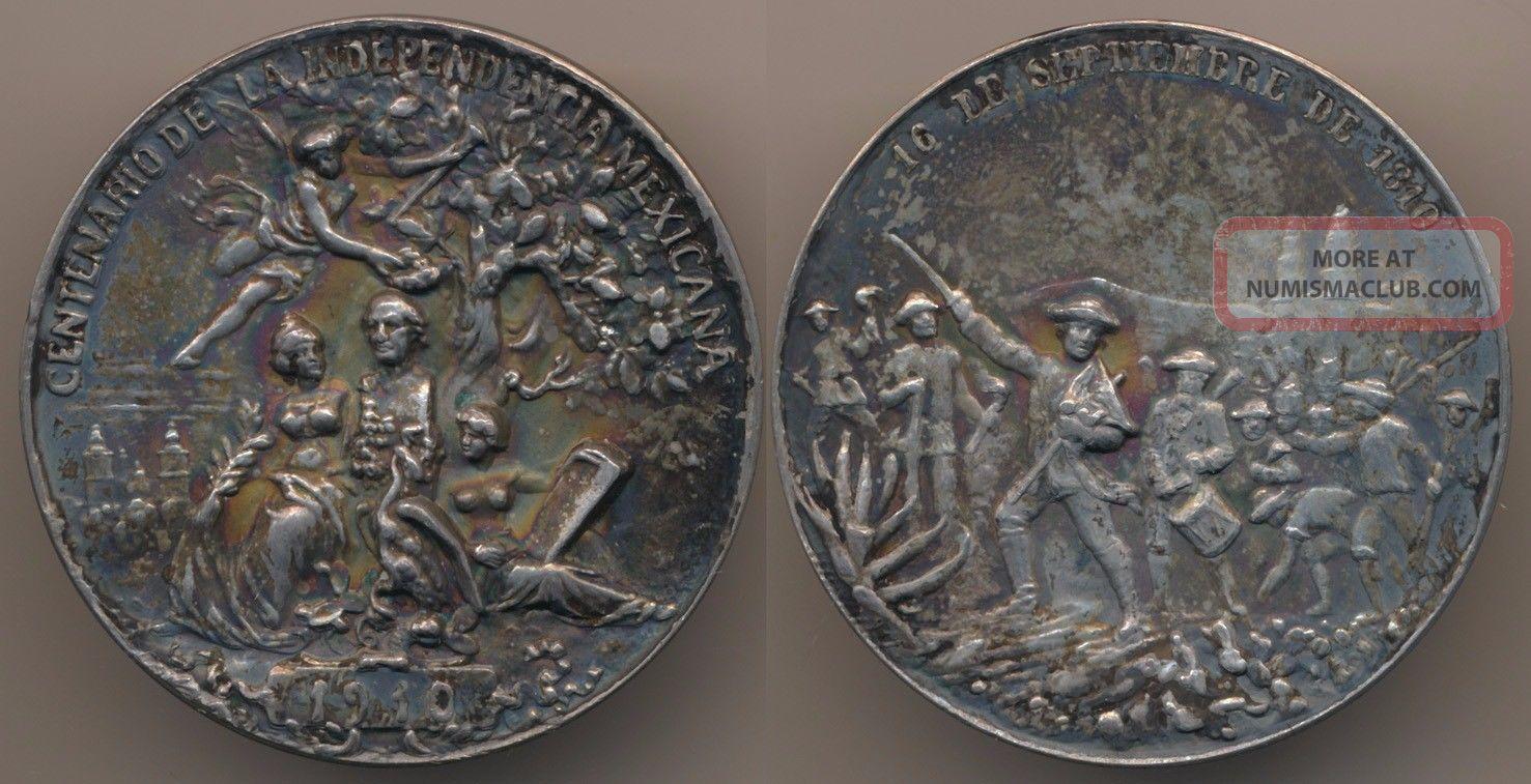 Scarce 1910 Mexico